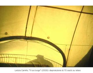 Letizia Cariello, non respirare-respira