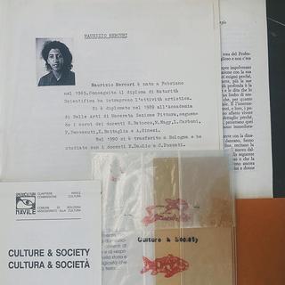 The Living Archive, Maurizio Mercuri