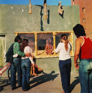 Kim Jones, Rubber Room, 1974