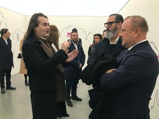 Gemmo SpA, Milovan Farronato racconta il progetto del Padiglione Italia agli ospiti di Gemmo SpA.