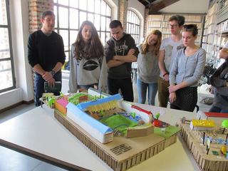 Workshop: Low Cost Design Park, Restituzione del gruppo di lavoro 1.
