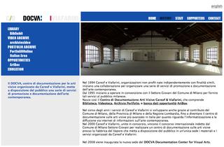 La storia dell'Archivio - 1, Il sito,