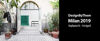 DesignByThem Milan 2019, DesignbyThem Milan 2019.