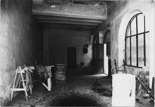 La storia dell'Archivio - 1, La sede in origine.