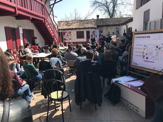 Intercultura - Capitolo 19 Un anno dopo: le attività fioriscono, La Scuola dei Quartieri alla CascinaC.I.Q., 2018