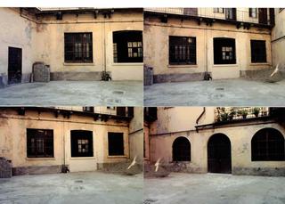 La storia dell'Archivio - 1, L'esterno.