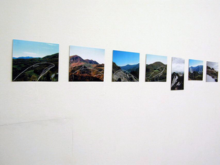Claudia Losi, BalenaProject, Veduta dell'allestimento. Foto di Mario Gorni.