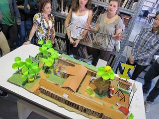 Workshop: Low Cost Design Park, Restituzione del gruppo di lavoro 4.