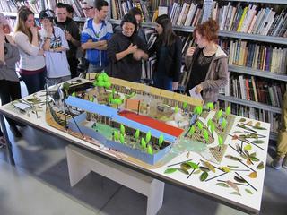 Workshop: Low Cost Design Park, Restituzione del gruppo di lavoro 6.