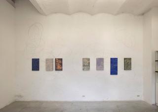 VIR Viafarini-in-residence, Open Studio, Foto di Sara Lombardi.