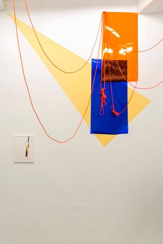 VIR Viafarini-in-residence, Open Studio, Marta Colombo, the new Milan, 2018. Foto di Valerio Torrisi.