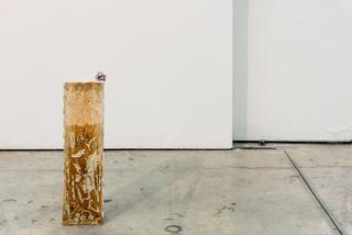 VIR Viafarini-in-residence, Open Studio, Davide Dicorato, untitled (iron love fly away), 2018. Foto di Valerio Torrisi.