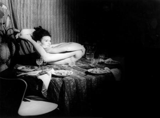 People | Artists, Margherita Manzelli, in una fotografia di Linda Fregni Nagler, 1993