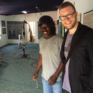 Intercultura - Capitolo 12 Ricordi di viaggio, Moussa Traorè e Giulio Verago, Space Medina, Dakar