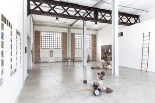 Enej Gala, Prefabrick - Walking with Art Prize 2015, Veduta dell'allestimento Foto di Federica Boffo