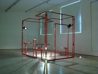 Massimo Kaufmann, Cella #7, Veduta dell'installazione