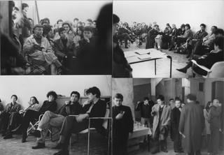 La storia dell'Archivio - 1, Gli incontri.