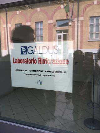 Intercultura - Capitolo 19 Un anno dopo: le attività fioriscono, GALDUS - Laboratorio Ristorazione