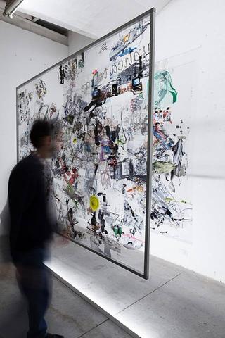 Project Room VIR, Pietro Catarinella