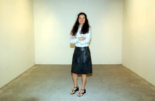 People | Artists, Roberta Silva, installazione di Viafarini a Miart, 2005