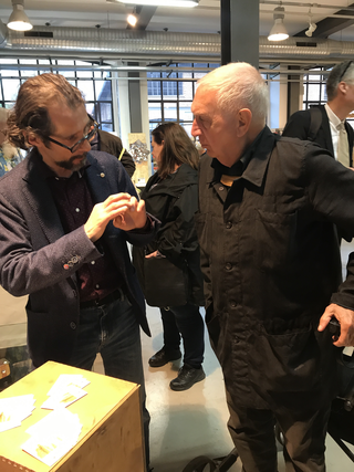 People | Artists, Jimmie Durham alla Fabbrica del Vapore, 2019