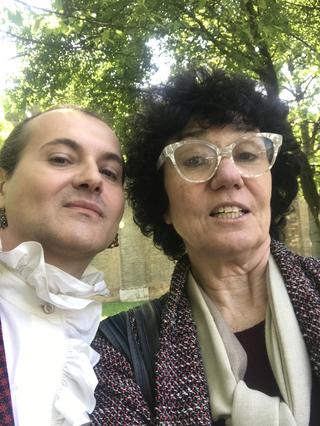 People | Family, Milovan Farronato e Patrizia Brusarosco alla Biennale d'Arte di Venezia, 2019
