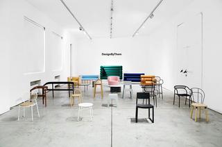 DesignByThem Milan 2019, L'allestimento.