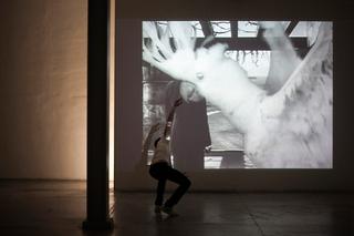 ArTransit | Performance Labour 1, Jacopo Miliani Three times, 2014 Performer: Jacopo Jenna