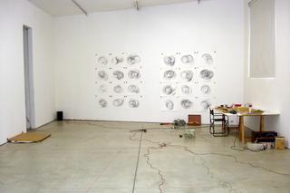 VIR Viafarini-in-residence, Alberto Tadiello, John Barbour, La residenza come artist studio.