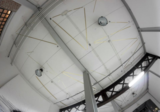 Gabriele Garavaglia, W 3 L λ, Centauri (2008 - 2012) Synthetic Varnish 15 x 9 m