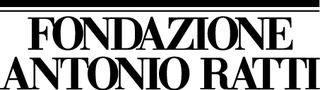Tracce di un seminario. Mostra degli allievi del corso superiore di Arte Visiva della Fondazione Antonio Ratti, edizioni 1997, 1999, 2000, 2001, 2002, 2003, 2005, 2006, 2007, 2010, Logo Fondazione Antonio Ratti