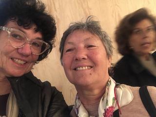 People | Family, Patrizia Brusarosco e Zeffirini Castoldi alla Biennale d'Arte di Venezia, maggio 2019