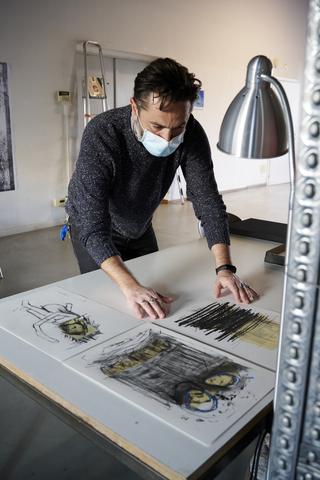 People | Artists, Francesco Bartoli, 2020