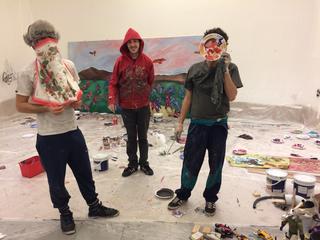 People | Artists, Canemorto, 2014