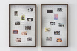 Loredana Di Lillo, Animal, Postcards, 2011 29 cartoline, teca 116 x 73 cm Foto di Zeno Zotti