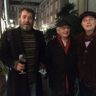People | Artists, Simeone Crispino, Vedovamazzei e Marco Cingolani, 2015