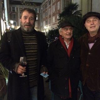 People | Artists, Simeone Crispino, Vedovamazzei e Marco Cingolani, 2015