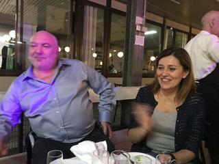 People | Family, Massimo Kaufmann e Antonella Bitetto, 2019