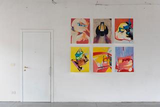 Viafarini Open Studio, Eva Macali. Fotografia diValerio Torrisi.