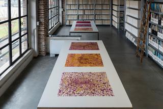 Viafarini Open Studio, Miriam Montani. Fotografia di Valerio Torrisi.