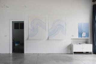 Viafarini Open Studio, Leila Mirzakhani. Fotografia di Valerio Torrisi.