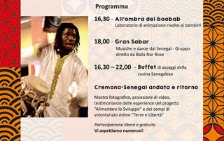 Intercultura - Capitolo 5 Attività attività attività, Balla Nar Ndiaye Rose, laboratorio di animazione rivolto ai bambini