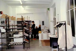 Con la pazienza si acquista scienza, Patrizia Brusarosco con Alessandra Galasso e Giancarla Zanutti, anni Novanta