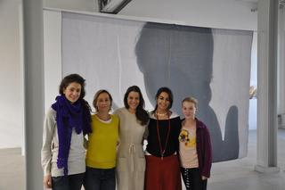 I AM Italy I AM Romania. Autoritratti fotografici dei bambini di Milano e Sighet, Sasha Sicurella e parte delteam che ha collaborato alla mostra