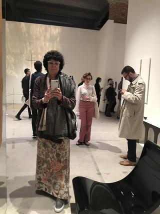 People | Family, Patrizia Brusarosco e Giulio Verago alla Biennale d'Arte di Venezia, 2019