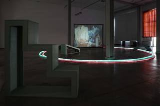 Cinemino, Veduta dell'installazione. Foto di Fabrizio Milani