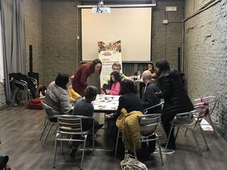 """Intercultura - Capitolo 19 Un anno dopo: le attività fioriscono, Laboratorio artistico """"Le Case degli Animali"""" a cura di Gruppo TRA, 2019"""