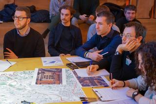 People | Family, Giulio Verago alla presentazione del bando Piazze Aperte, Triennale di Milano, 2020