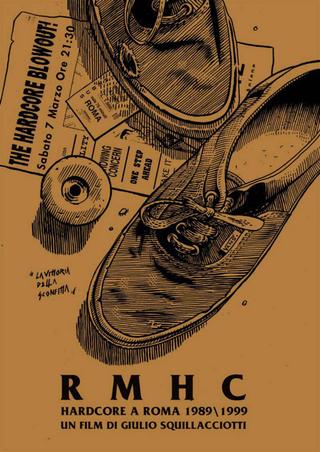 Giulio Squillacciotti, RMHC 1989 - 1999, Grafica di Marcello Crescenziwww.riseabove.it