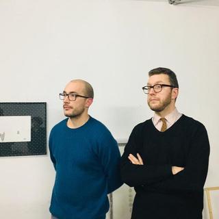 Combinare combinazioni - Laboratorio di filosofia con e per artiste e artisti, Sulla destra, Giulio Verago.